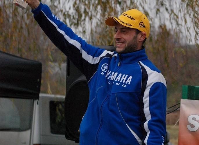 podium Karol Kedzierski miejsce 2 licencja A