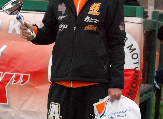 podium Lukasz Lorenc miejsce 3 quady 2k