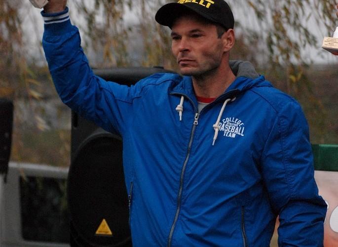 podium Marcin Olejnik miejsce 2 licencja C