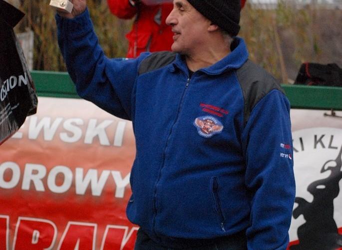 podium Walter Stepinski miejsce 3 weteran