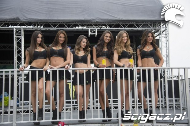 dziewczyny Paddock Girls MotoGP Catalunya 2014