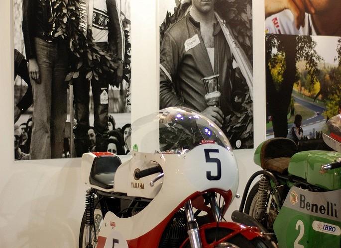 eicma 2014 klasyczne motocykle