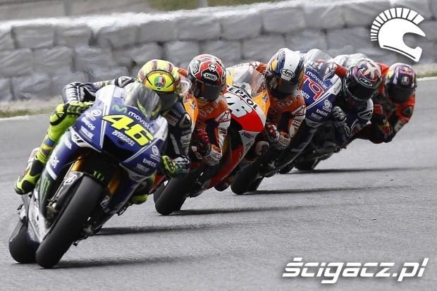 Kierowcy MotoGP Catalunya 2014