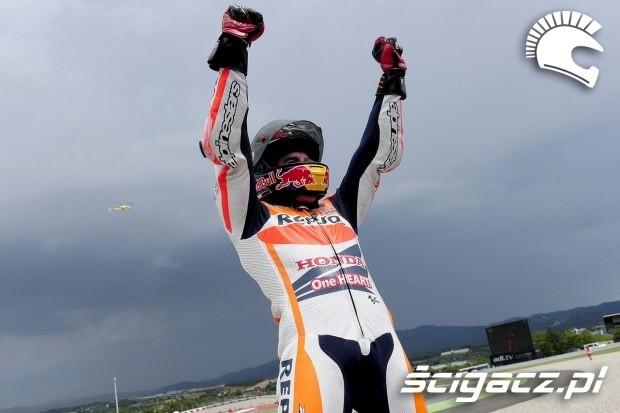 Marc Marquez MotoGP Catalunya 2014