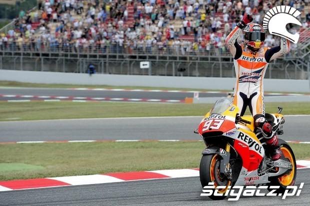 Marquez MotoGP Catalunya 2014