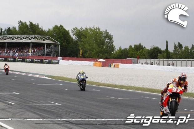 Meta MotoGP Catalunya 2014