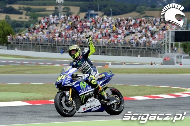 Valentino Rossi MotoGP Catalunya 2014
