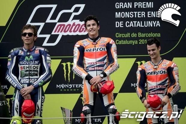 Zwyciezcy MotoGP Catalunya 2014