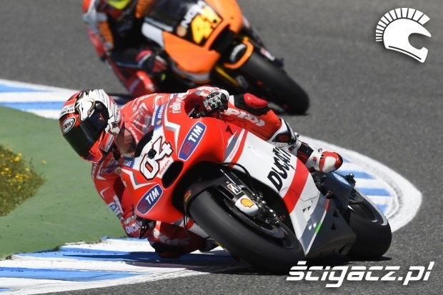 Andrea Dovizioso motogp Jerez 2014