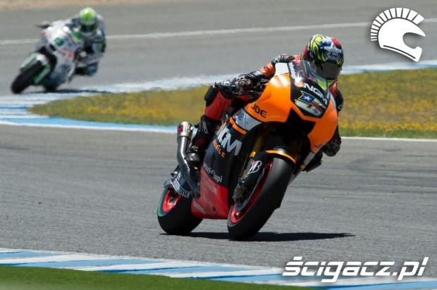 Colin Edwards motogp Jerez 2014