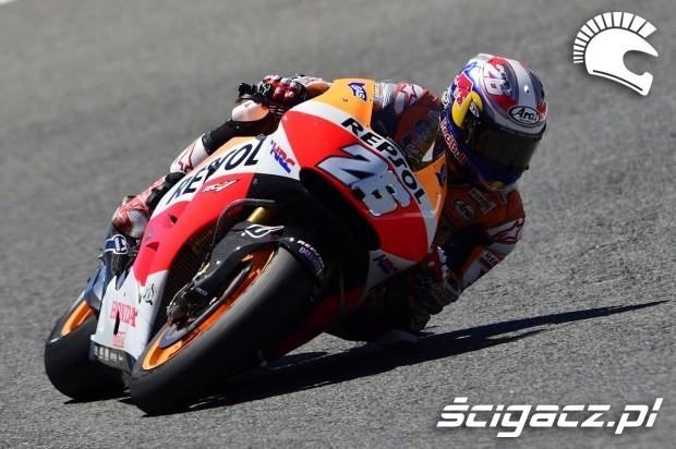 Dani Pedrosa motogp Jerez 2014