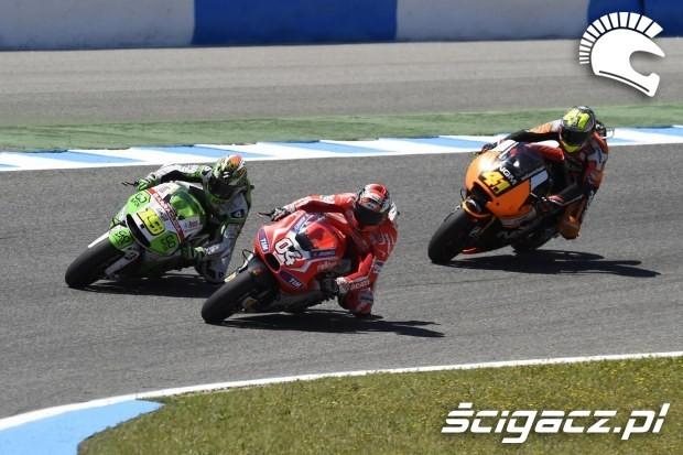 Dovizioso Bautista Espargaro motogp Jerez 2014