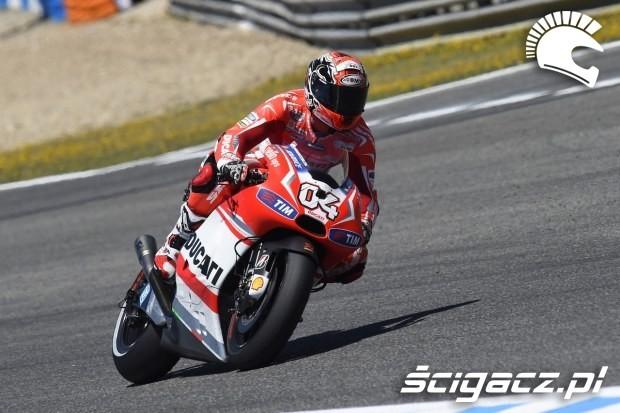 Dovizioso motogp Jerez 2014
