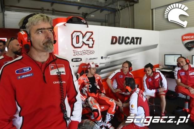 Ducati team motogp Jerez 2014