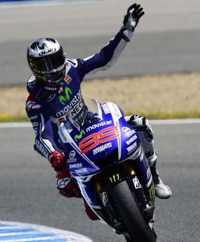 Jorge Lorenzo motogp Jerez 2014