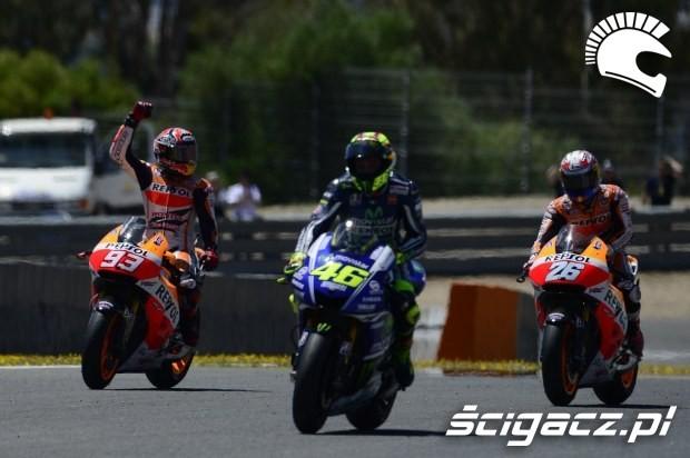 Kierowcy motogp Jerez 2014