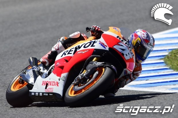 Pedrosa motogp Jerez 2014