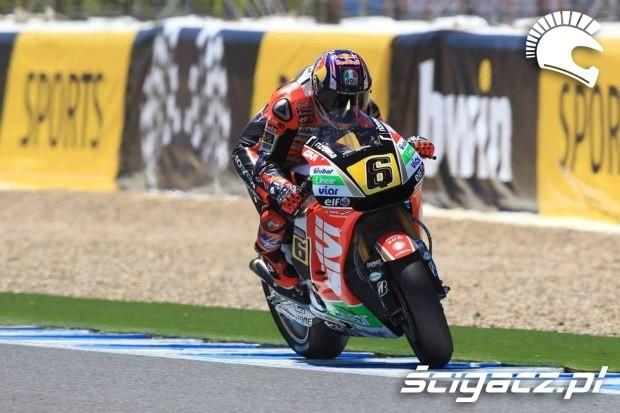 Stefan Bradl Jerez motogp 2014