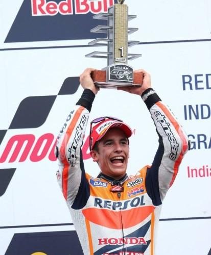 podium motogp indianapolis
