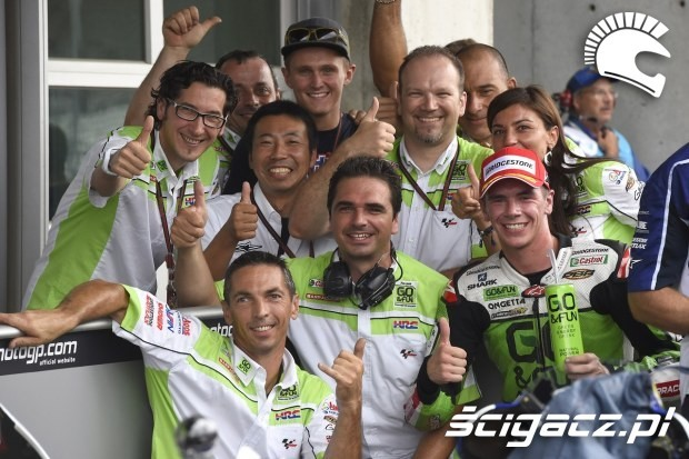redding z teamem motogp indianapolis