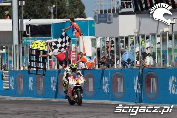 Hayden misano motogp 2014