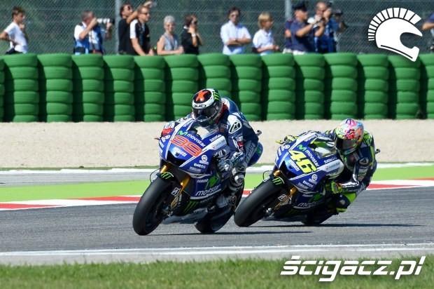 Lorenzo Rossi misano motogp 2014
