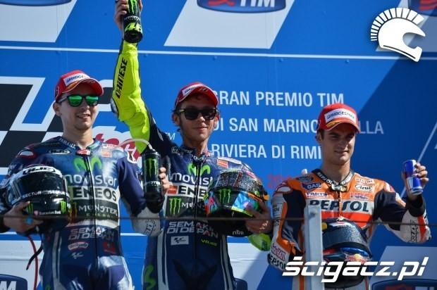 podium misano motogp