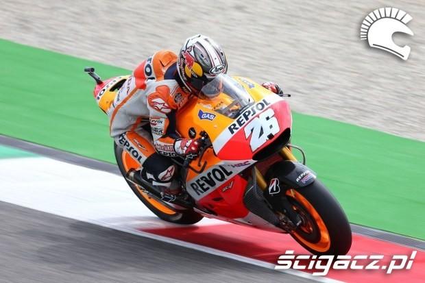 Dani Pedrosa MotoGP Mugello
