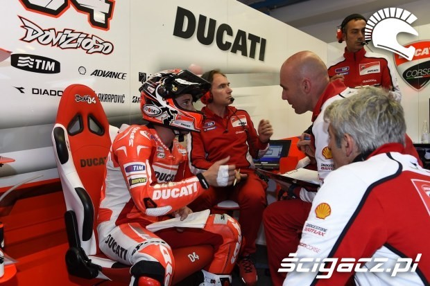 Ducati MotoGP Mugello