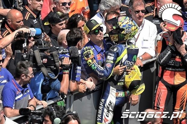 Gratulacje MotoGP Mugello