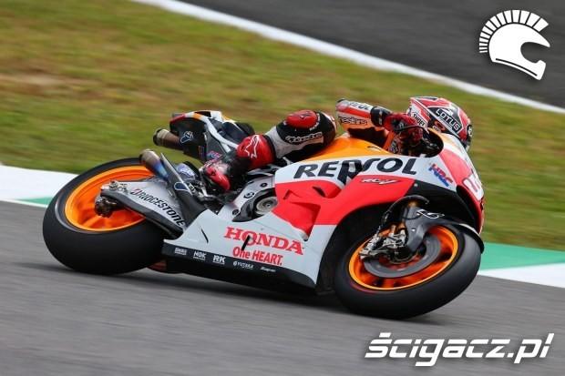 Honda MotoGP Mugello