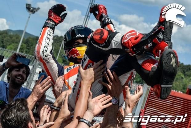 Swietowanie MotoGP Mugello