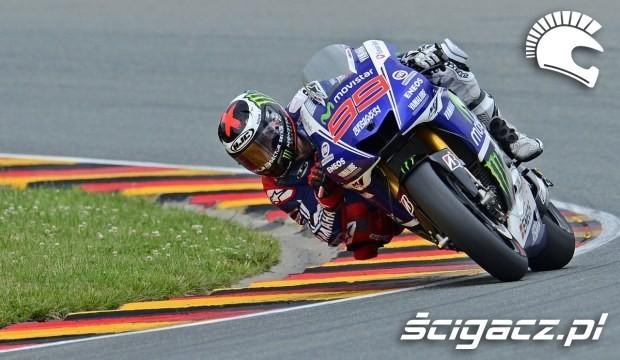 Jorge Lorenzo motogp sachsenring 2014