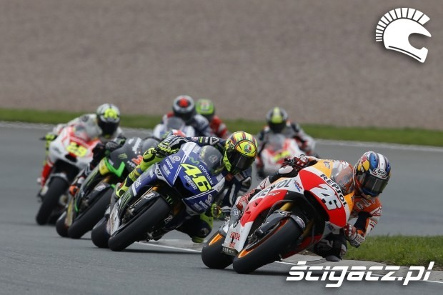 Kierowcy motogp sachsenring 2014