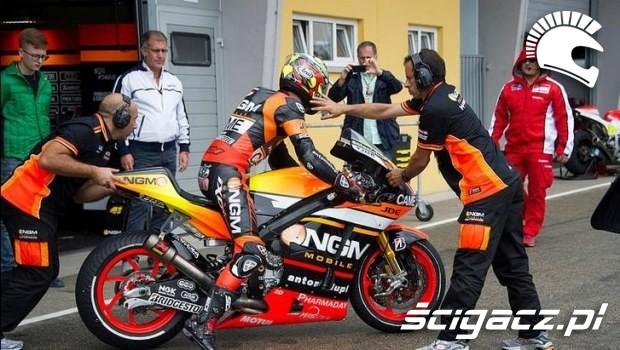 NGM motogp sachsenring 2014