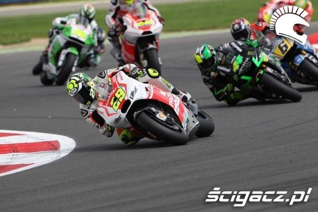 Andrea Iannone motogp silverstone 2014