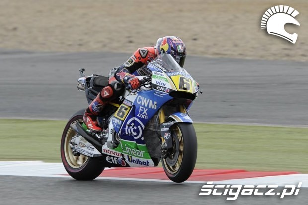 Stefan Bradl motogp silverstone 2014