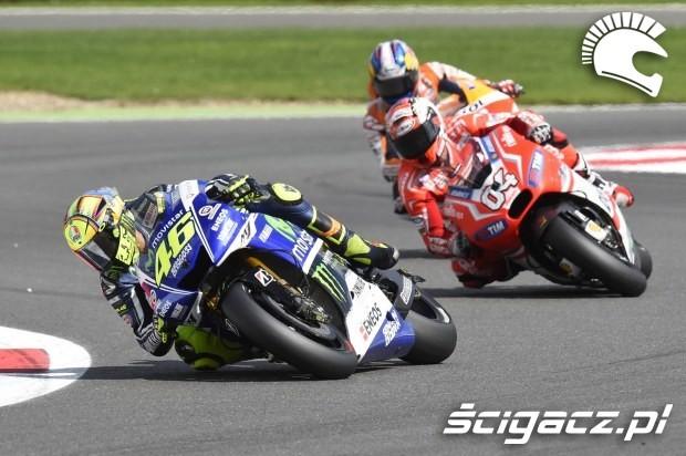 Valentino Rossi motogp silverstone 2014