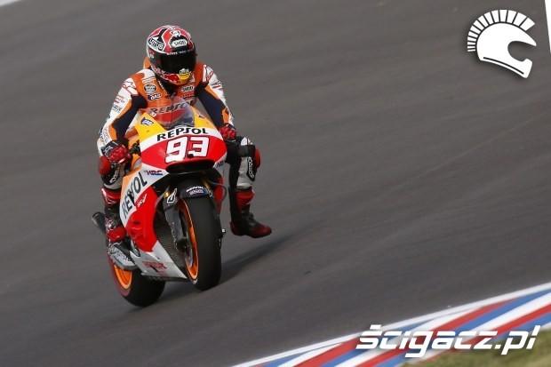 Marc Marquez motogp argentyna