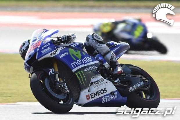 Yamaha motogp 2014 argentyna