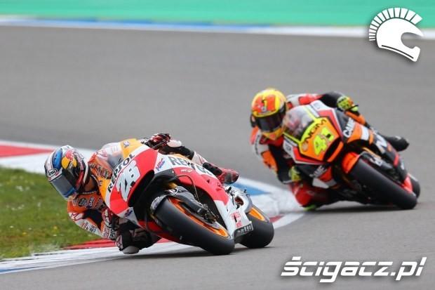Dani Pedrosa MotoGP Assen