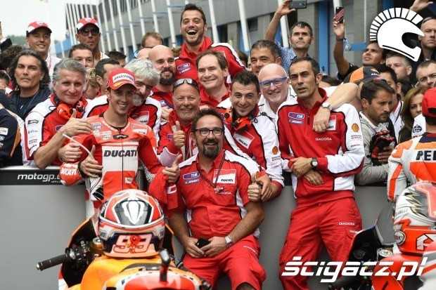 Ducati MotoGP Assen