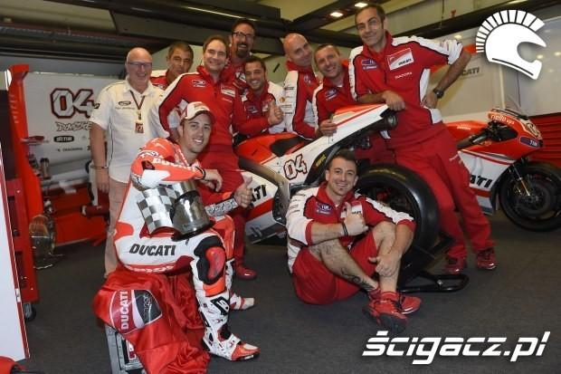 Ducati Team MotoGP Assen