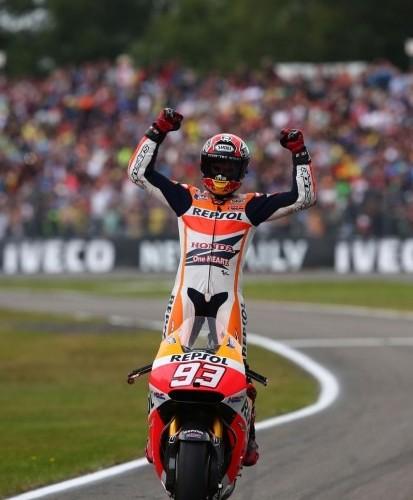 Marquez MotoGP Assen