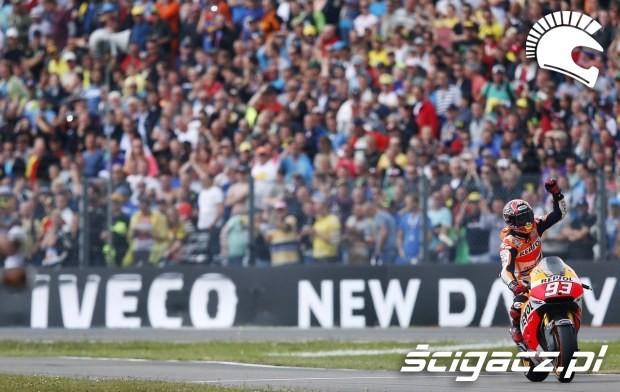 Marquez MotoGP Assen 2015