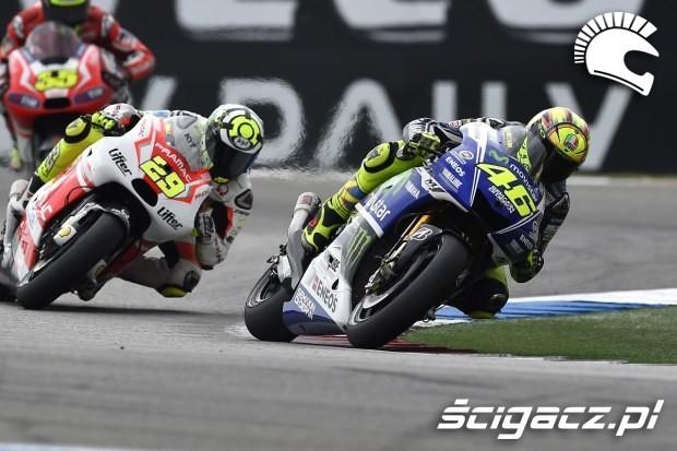 Rossi MotoGP Assen