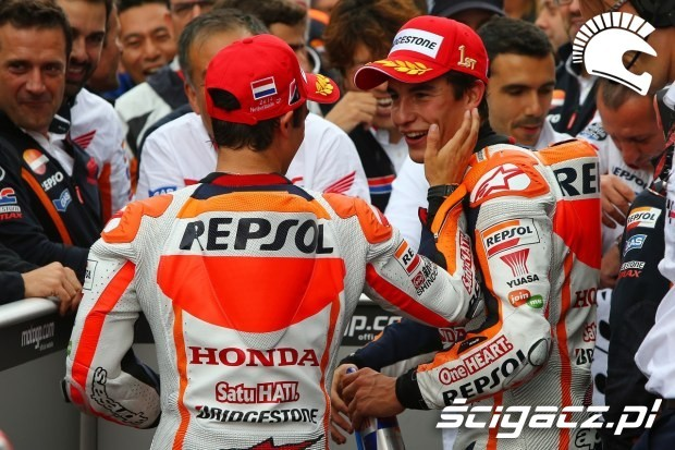 gratulacje MotoGP Assen