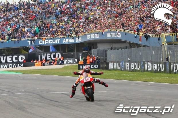 lecacy Marquez MotoGP Assen