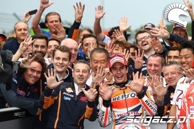 pozdro MotoGP Assen