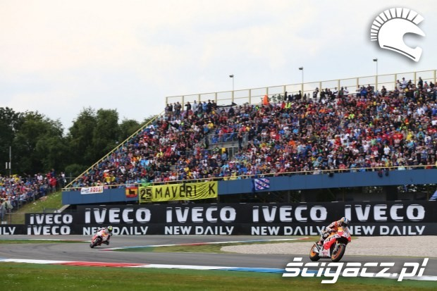 publicznosc MotoGP Assen